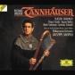 WAGNER:TANHAUSER-DOMINGO,STUDER/SINOPOLI (3CD+LIBRETO)
