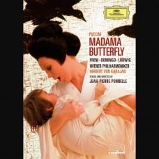 PUCCINI:MADAMA BUTTERFLY-FRENI,DOMINGO/KARAJAN(DVD