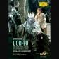 MONTEVERDI:LORFEO/ARAIZA/HARNONCOURT (DVD)