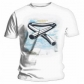 =T-SHIRT=MIKE OLDFIELD:TUBULLAR BELLS-L-WHITE (CAMISETA)