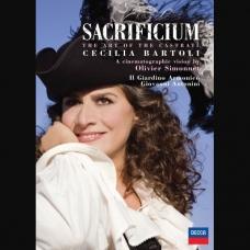 CECILIA BARTOLI - SACRIFICIUM (BARTOLI/GIOVANNI (DVD)