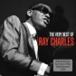 RAY CHARLES:VERY BEST OF -IMPORTACION-