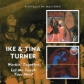 IKE & TINA TURNER:WORKING TOGHETER/LET ME TOUCH YOUR MIND