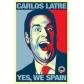 CARLOS LATRE:YES, WE SPAIN (DVD)