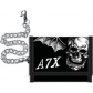 AVENGED SEVENFOLD=WALLET-LOGO (CARTERA BILLETERA)-IMPORTACI