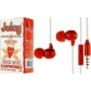 EARPHONES-JUICEBOX-STRAWBERRY (AURICULARES) -IMPORTACION-