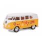 ARTICULOS REGALO:COCHE MINIATURA VW  62 CLASSICAL BUS