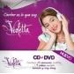B.S.O - VIOLETTA LA MUSICA ES MI MUNDO (CD+DVD)
