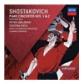 SHOSTAKOVICH:CONC. PIANO 1&2-ASHKENAZY