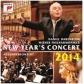 WIENER PHILARMONIKER:NEW YEARS CONCERT 2014 (2CD)