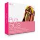 VARIOS - PURE...50S (4CD) -IMPORTACION-