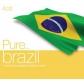 VARIOS - PURE...BRAZIL (4CD) -IMPORTACION)