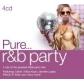 VARIOS - PURE...R&B PARTY (4CD) -IMPORTACION-