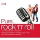 VARIOS - PURE...ROCK\N ROLL (4CD) -IMPORTACION-