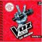 VARIOS - LO MEJOR DE LA VOZ KIDS (CD+DVD)