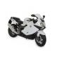 ARTICULOS REGALO:MOTOCICLETA MINIATRURA BMW K1300S
