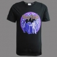 ARTICULOS REGALO:DEEP PURPLE=T-SHIRT-FRAME -M- BLACKI(CAMISE