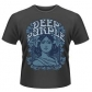 ARTICULOS REGALO:DEEP PURPLE=T-SHIRT=PSYCH -L- CHARCOAL(CAMI