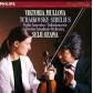 SIBELIUS/THAIKOVSKY:VIOLIN CONCIERTOS W/MULLOVA B.S.O.OZAWA-