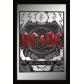AC/DC:=FRAMED MIRROR=BLACK ICE (ESPEJO)-IMPORTACION-