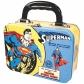 SUPERMAN: =TIN TOTE=-CLASSIC (CAJA) -IMPORTACION-