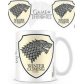 TV SERIES: =BOXED= MUG=GAME OF THRONES STARK (TAZA)-IMPORTAC