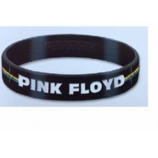 PINK FLOYD:GUMMY WRISTBAND-LOGO & PULSE (PULSERA)