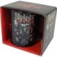 SLIPKNOT=COFFEE MUG=-COME PLAY DYING BLACK BOXED MUG (TAZA)