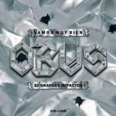 OBUS:VAMOS MUY BIEN (30 GRANDES IMPACTOS 2CD+DVD)