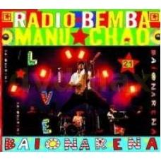 MANU CHAO:BAIONARENA (NUEV.REF. 2CD+DVD)