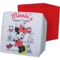 ARTICULOS REGALO:TABURETE MINNIE MOUSE