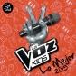 VARIOS - LO MEJOR DE LA VOZ KIDS 2015 (CD+DVD)