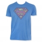 ARTICULOS REGALO:SUPERMAN =T-SHIRT=COLOUR LOGO-S-BLUE(CAMISE