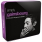 SERGE GAINSBOURG:SIMPLY GAINSBOURG (3CD) BOX SET