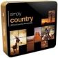 VARIOS - SIMPLY COUNTRY (3CD) BOX SET
