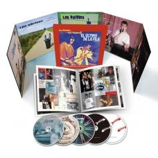 ULTIMO DE LA FILA/BURROS/RAPIDOS:HISTORIA DE UNA BANDA(5CD+L