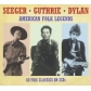 SEEGER, PETE/WOODY GUTHRI:AMERICAN FOLK LEGENDS 3CD) -IMPORT