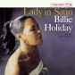 BILLIE HOLIDAY:LADY IN SATIN -180 GR.- VINYL (LP)