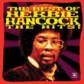 HERBIE HANCOCK:THE BES OF HERBIE HANCOCK -THE HITS!