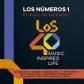 VARIOS - LOS Nº1 DE 40 PRINCIPALES (2016) -2CD-