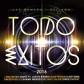 VARIOS - TODO EXITOS 2016 (2CD)
