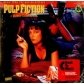 B.S.O. - PULP FICTION + COUPON FOR MP3 DOWNLOAD (LP)