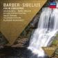 SIBELIUS/BARBER:VIOLIN CONCERTO
