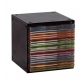 MUEBLES ACCESORIOS AUDIO VIDEO:CUBODISC 10 CD / 20 CD SLIM A