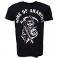 ARTICULOS REGALO:SONS OF ANARCHY=T-SHIRT=-CLASSIC -M- BLACK