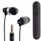 ELECTRONICA:GRIXX OPTIMUM AURICULAR IN-EAR-NEGRO REMOTO MICR