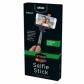 ELECTRONICA:GRIXX OPTIMUM SELFIE STICK BLUETOOTH BLACK