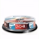 ELECTRONICA:PHILIPS BOBINA 10 DVD+R (1X-16X / 120 MIN / 4.7G