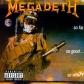 MEGADETH:SO FAR SO GOOD -REMASTER + BONUS TRACKS (NUEV.REF.)