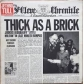 JETHRO TULL:THICK AS A BRICK -IMPORTACION-